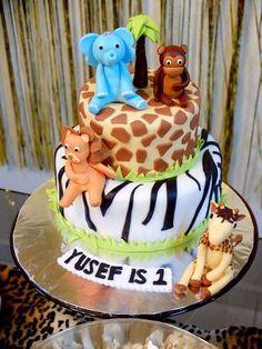 Yusef's 1st Birthday Party | CatchMyParty.com