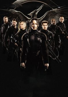 The Hunger Games: Mockingjay - Part 1 (2014) Textless v13