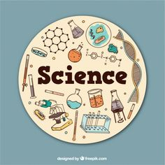 Science Equipment Free Vector