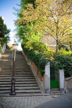 Rue Irénée Blanc Rue Jules Siegfried Rue Mondonville et aussi la Rue Paul Strauss 75020 Paris Métro : Porte de Bagnolet