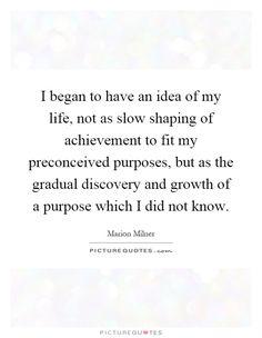 Bildergebnis für marion milner Of My Life, Best Quotes