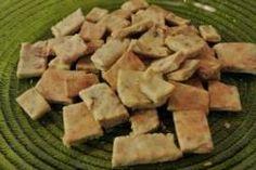 Homemade tuna crackers for cats recipe