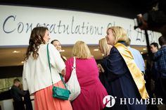Celebrating Spring 2013 Convocation! #Humber #HumberCollege #Convocation