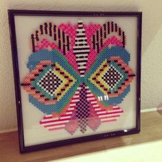 Hama perler bead art by tinalind74