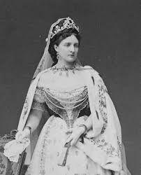 Princess Clotilde of Saxe-Coburg and Gotha wife of Archduke Joseph of Austria, Palatine of Hungary – Lorraine, Two Sicilies, Austrian Empire, Archduke, Maria Theresa, Royal Tiaras, Herzog, Royal Jewelry, Black And White Portraits
