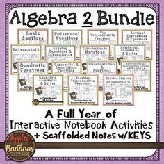tesccc algebra 1 unit 8 lesson 2
