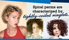 Unlike the popular notion, perms are not just for long hair. In fact, there are numerous styles of perms for short hair, from tight curls to big, bouncy waves, that look gorgeous on short hair.