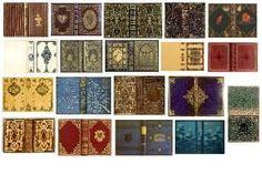 Miniature Printables - Mini Books # 1 Het verzamelen van miniatuur boekomslagen voor het afdrukken.  door annieb13