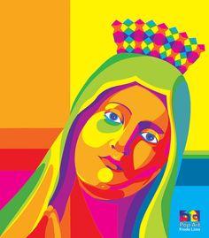 Pop Art Fredo Lima: POP  ART  Acrílico sobre tela -   Feira de Artes P...