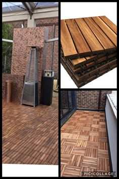 Awesome Deck and Balcony Tiles