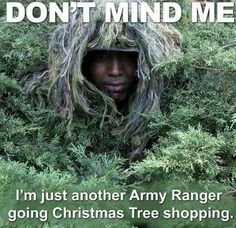 Phil army scout ranger sniper