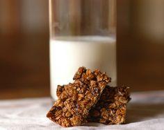 homemade granola bars. all natural. as in, actually natural.