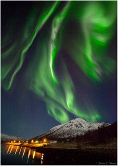 Maginficent Aurora    Taken by Erling S. Nordøy on December 1, 2012 @ Tromsø, Norway