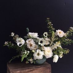 Anemones and Poppies | Flowers and Foliage