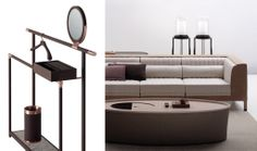 Chi Wing Lo Furniture designed and made in Italy by Chinese Architect Chi Wing Lo.