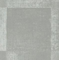 серые обои имитация плитки P616/03 Designers Guild