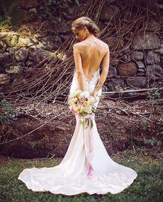 Hochzeitskleider mit Details am Rücken | POPSUGAR Deutschland