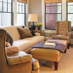small living room furniture - How To Arrange Living Room Furniture In A Small Space