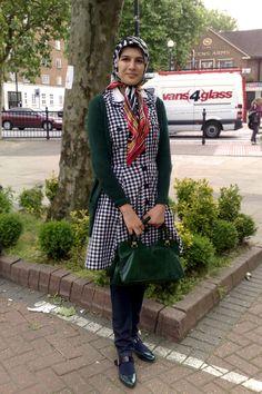 Iranian in London
