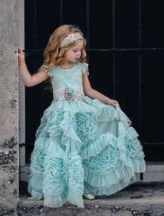 New Arrivals Dollcake Oh-So-Girly Little Girl Dresses, Girls Dresses, Flower Girl Dresses, Flower Girls, Tulle Dress, Boho Dress, Toddler Fashion, Girl Fashion, Dollcake Dresses