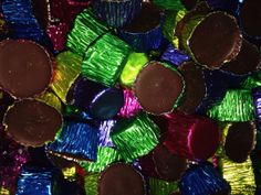 Cazuelitas de chocolate