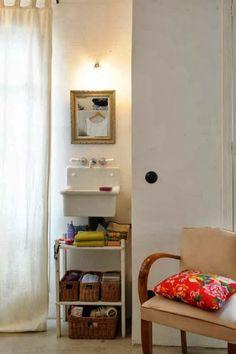 casa del caso: una minicasa romantica a Parigi