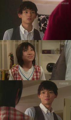 """Naoki le pide perdón a su padre por ser egoísta y posiblemente arruinar el trato con el Sr. Oizumi. El Sr. Irie le dice que no puede permitir ese tipo de comportamiento en un empleado de su empresa. Sr. Irie: """"Si todavía quieres casarte con Kotoko, debes renunciar y volver a la escuela a estudiar medicina"""". Kotoko: """"Qué va a pasar con su compañía?"""". Yuki: """"Yo tomaré el control. Así puedes ser médico, hermano"""". Naoki: """"Bueno, lo haré. Cuento contigo, Yuki"""" - Itazura na Kiss Love in Tokyo Ep…"""