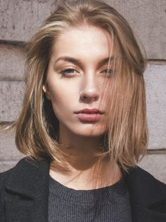 The most hot girl hairstyle in the autumn of 2019 is open! Pick up the most IN from hair style to hair color – Page 4 – Hairstyle Cut My Hair, New Hair, Bob Hairstyles, Straight Hairstyles, Haircuts, Medium Hair Styles, Long Hair Styles, Shot Hair Styles, Aesthetic Hair