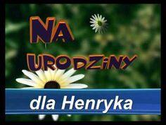 Piosenka z imieniem Henryk. Oryginalny prezent na urodziny - YouTube Funny Mems, Youtube, Humor, Polish Food, Polo, Texts, Quotes, Recipies, Funny Memes