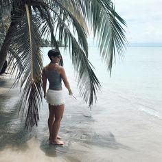 Beach Inspector. 🏝 🕵🏻♀️