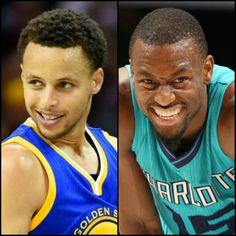 Kemba Walker and Stephen Curry earn the player of the week award.