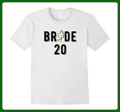 Mens Bride Groom Shirts Couples Matching, His Hers Wedding 2017 Medium White - Wedding shirts (*Amazon Partner-Link)