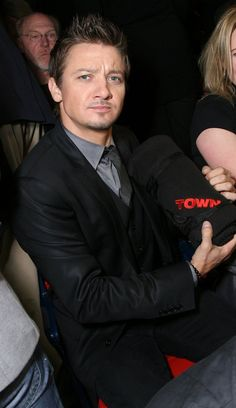 Twitter / jeremyrennerID: Jeremy Renner - The Town ...