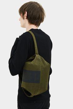 Transfer Bag 01 Dark Olive