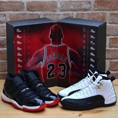 Air Jordan Countdown Pack CDP 11 & 12