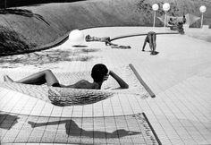 Martine Franck, Swimming Pool