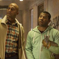 Jordan Peele, Half of 'Key & Peele,' Imagines Comedies Like Scary Movies