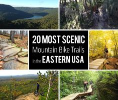 20 of the Most Scenic Mountain Bike Trails in the Eastern USA: Vote for Your Favorite - Singletracks Mountain Bike News Mtb Trails, Mountain Bike Trails, Mountain Bicycle, Mountain Bike Accessories, Cool Bike Accessories, Cross Country Trip, Bike News, Us Destinations, Bicycle Maintenance