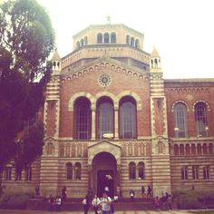 the one and only UCLA :)