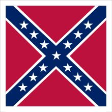 Modern display of the Confederate flag - Wikipedia, the free encyclopedia