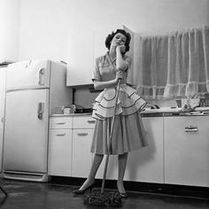 50s Housewife.