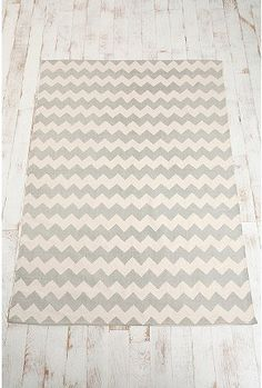 i mean, chevron rug from @urbanoutfitters. oh how i would love to walk on you!