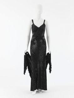 Robe du soir Chanel 1935
