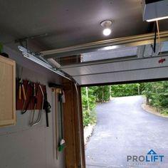 Garage Door Opener Replacement In St