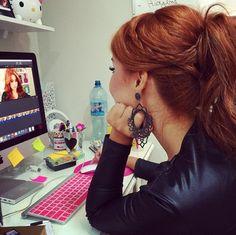 Rabo de cavalo Lucy Hale – All Things Hair   Boca Rosa