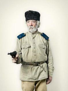 Jim Naughten: reenactors