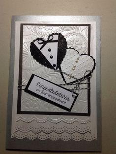 Tarjeta de boda