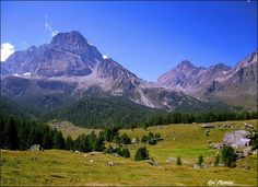Alpe Veglia - Parco Naturale .-