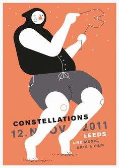 Philipp Dornbierer – Constellations Festival, Leeds, 2011