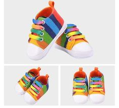 Canvas Soft Soled Non-slip Sneakers